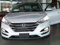 Bán Hyundai Tucson đời 2016, màu bạc, nhập khẩu chính hãng, giá ưu đãi