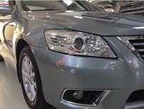 Cần bán gấp Toyota Camry 2.4G đời 2010, màu xanh xám, chính chủ