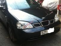 Cần bán Daewoo Lacetti đời 2005, màu đen