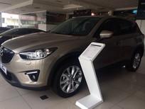 Bán xe Mazda CX 5 2.0 2WD đời 2016, màu nâu vàng tại Đồng Nai -showroom mazda biên hòa-hotline 0933000600