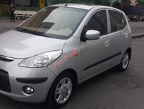 Cần bán xe Hyundai i10 đời 2010, màu bạc, nhập khẩu nguyên chiếc số tự động