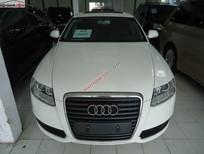 Bán Audi A6 S line màu trắng, sản xuất 2010, đăng ký 2011