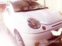 Bán ô tô Daewoo Matiz 2007, màu trắng số tự động, giá 95tr