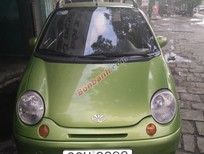 Cần bán lại xe Daewoo Matiz SE đời 2007, màu xanh, chính chủ, giá 120tr