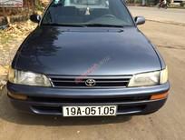 Gia đình cần bán xe Toyota Corola 1.6 GLI. Sản xuất 1997 nhập khẩu Nhật Bản