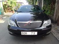 Cần bán lại xe Toyota Camry 3.0V sản xuất 2003, màu đen chính chủ, giá cực rẻ