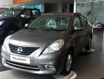 Cần bán Nissan Sunny 2015, màu nâu, giá 495tr