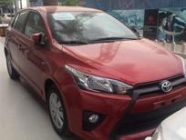 Toyota Yaris 1.3E 2015 màu: Trắng, đỏ sẫm, bạc..., hỗ trợ TG