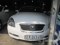 Cần bán lại xe Lexus SC 430 đời 2006, màu trắng đã đi 30000 km