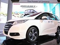 Cần bán xe Honda Odyssey 2016 Nhập 2.4 AT , màu trắng, nhập khẩu chính hãng