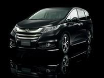 Bán xe Honda Odyssey 2.4 đời 2016, màu đen, xe nhập