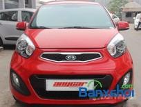 Cần bán lại xe Kia Picanto 1.2 AT đời 2012, màu đỏ, đã đi 13000 km