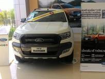 Cần bán Ford Ranger Wildtrak sản xuất 2016, màu trắng, xe nhập, giá chỉ 879 triệu