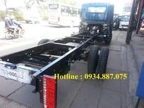 Bán xe tải Veam VT260 1.99 tấn 2 tấn thùng dài 6.2 mét đi vào thành phố