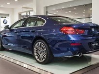 Bán ô tô BMW 640i LCi 2016, màu xanh lam, nhập khẩu nguyên chiếc
