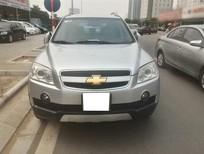 Cần bán xe Chevrolet Captiva đời 2007, màu bạc, giá 330tr