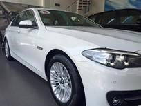 Bán xe BMW 520i LCi đời 2015, màu trắng, xe nhập