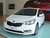 Bán ô tô Kia K3 1.6 AT 2016, màu trắng, giá rẻ nhất TÂY NINH