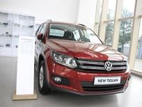Bán ô tô Volkswagen Tiguan E 2016, nhập khẩu