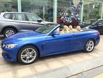 Cần bán xe BMW 428i mui trần, sản xuất 2016, màu xanh lam, nhập khẩu nguyên chiếc