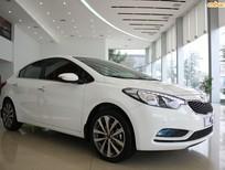Cần bán Kia K3 1.6 AT đời 2016, màu trắng, giảm giá, ưu đãi