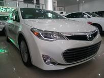 Bán xe Toyota Avalon Limited nhập Mỹ 2.5L, màu trắng, model 2014