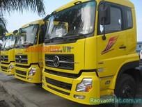 Cần mua xe tải Dongfeng Hoàng Huy 4 giò 17.9 tấn L315 nhập khẩu, đại lý Dongfeng Hoàng Huy 4 chân 17.9 tấn 2 cầu