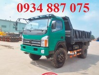 bán xe ben Cửu Long TMT KC9665D2 6.5 tấn *6,5 tấn* 6.5 tân 2 cầu (4x4)