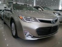 Bán ô tô Toyota Avalon Limited 2.5L Hybrid nhập Mỹ, màu vàng cát, model 2015