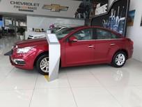 Bán Chevrolet Cruze số tự động rẻ nhất miền nam đời 2016, màu đỏ