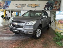 Cần bán lại xe Chevrolet Colorado 2.5 MT 4x2 đời 2016, màu xám, nhập khẩu chính hãng