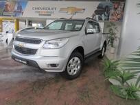 Cần bán Chevrolet Colorado 2.5 MT 4x2 đời 2016, màu xám, nhập khẩu