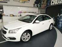 Chevrolet Cần Thơ: Bán xe Chevrolet Cruze 1.8 LTZ đời 2016, màu trắng,LH ngay - 0944.480.460 - PHƯƠNG LINH