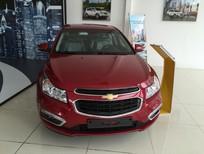 Bán ô tô Chevrolet Cruze LT 2015, màu đỏ, giá chỉ 572 triệu