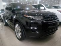Bán xe LandRover Range rover Evoque Dynamic đời 2013, màu đen, xe nhập