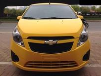 Cần bán xe Chevrolet Spark Van sản xuất 2011, màu vàng, nhập khẩu nguyên chiếc