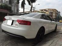 Cần bán xe Audi A5 Quattro đời 2010, màu trắng, nhập khẩu chính hãng, còn mới