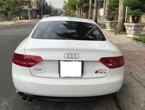 Bán Audi A5 Quattro sản xuất 2010, màu trắng, nhập khẩu, chính chủ