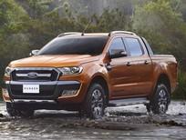 Ford Ranger Wildtrak 3.2L, 2016 hoàn toàn mới, quý khách vui lòng liên hệ để có giá tốt nhất, hỗ trợ đăng ký đăng kiểm, thủ tục vay vốn ngân hàng nhanh gọn, giao xe toàn quốc