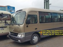 County Đồng Vàng phiên bản mới, lốp nhập khẩu không săm, rèm gấm, giao ngay duy nhất