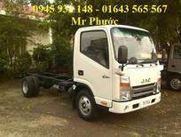 xe tải JAC 2 tấn - xe tải JAC 2 tấn máy ISUZU nhập khẩu - xe tải JAC cao cấp giá tốt