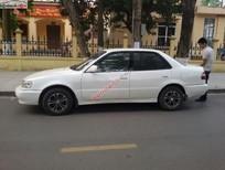 Toyota Corolla 1.6 GLi đời 2000, màu trắng, nhập khẩu chính hãng chính chủ