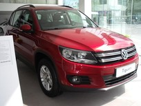 Volkswagen Đà Nẵng bán Tiguan 2.0 TSI 2015, màu đỏ, nhập khẩu. Hỗ trợ mua trả góp, đủ màu, giao xe ngay