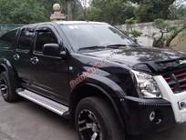 Cần bán lại xe Isuzu Dmax đời 2010, màu đen