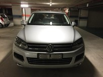 Cần bán Volkswagen Touareg GP đời 2015, màu bạc, xe nhập