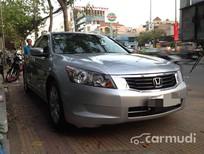 Xe Honda Accord đời 2008, màu bạc cần bán