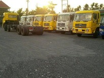 Đại lý xe tải Dongfeng Hoàng Huy 3 chân (3 giò 2 cầu 13.6 tấn), 4 chân L315 (4 giò 18 tấn) máy Cumin