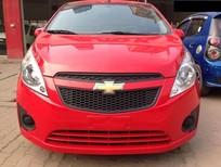 Cần bán xe Chevrolet Spark Van năm 2011, màu đỏ, nhập khẩu, giá chỉ 220 triệu