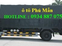 Bán xe tải Cửu Long 7 tấn / 8 tấn thùng siêu dài, xe tải Cưu Long TMT 7 tấn thùng dài 9.3 mét