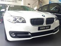 Bán ô tô BMW 5 Series 520i năm 2015, màu trắng